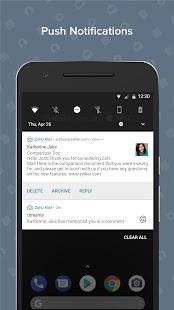 App Zoho Mail - Email and Calendar APK for Windows Phone