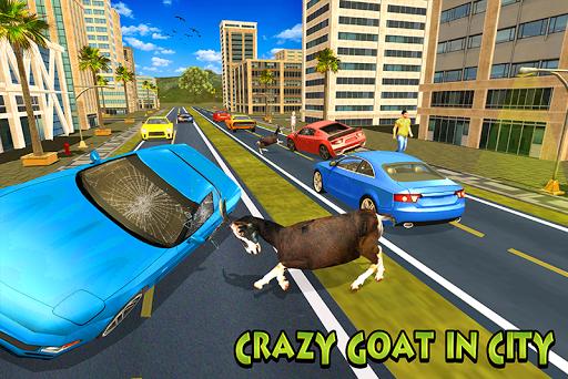 Télécharger Crazy Goat Family Survival APK MOD 1