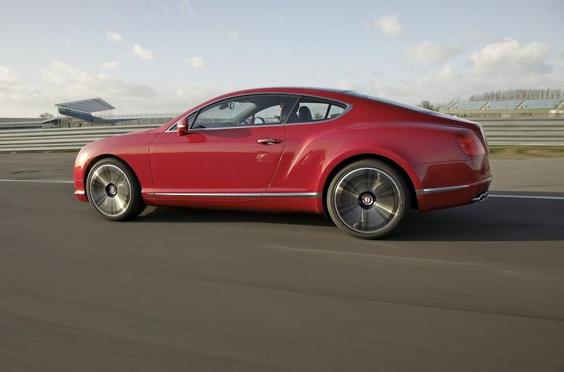 Photo: Bentley Continental GT V8 – 2013 Leva Ouro, Prata ou Bronze?