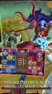 Heroes Crash: Deck Master- screenshot thumbnail