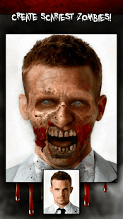 Zombie Land - Video, GIF & Face Photo Editor Screenshot