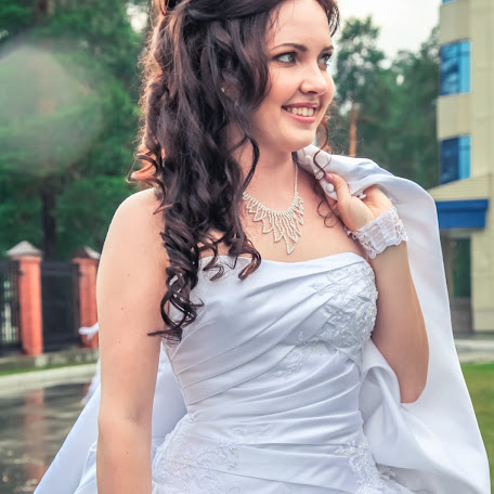 Wedding photographer Anastasiya Sidorina (Sidorinafoto). Photo of 08.07.2014