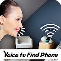 Voice To Find My Phone - Clap to Find Phone icon