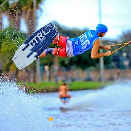 LAKE TELAVIV by Abu  Janjalani Abdullah - Sports & Fitness Watersports ( sports&fitness )