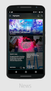 DELL EMC MOBILE- screenshot thumbnail