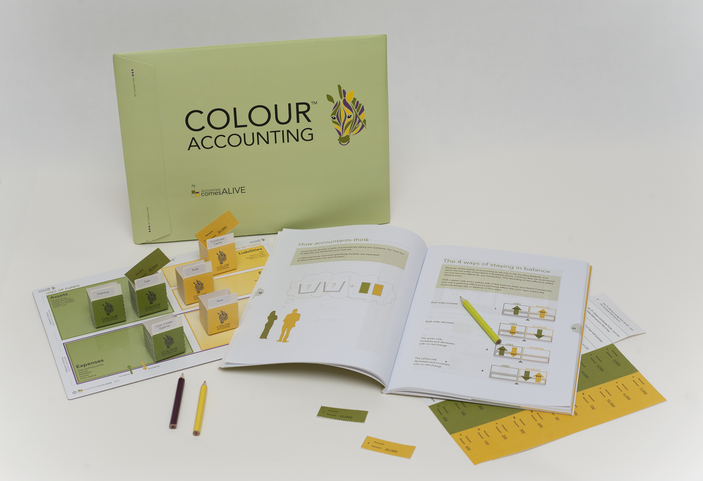 Color Accounting Kit