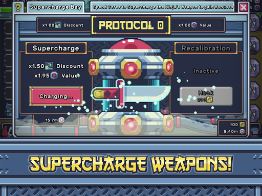 Ninja Prime screenshot 19