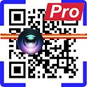 Pro PDF417 QR & Barcode Data Matrix scanner reader icon