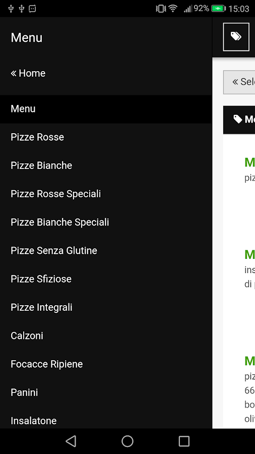 Pizzeria McFAST- screenshot