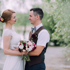 Wedding photographer Kseniya Krymova (Krymskaya). Photo of 23.07.2017