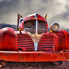 I have my eye on you by Kirk Kimble - Transportation Other