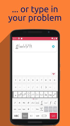 Symbolab - Math solver  screen 2
