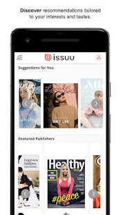 "App Issuu - ""Create & Discover Stories"" APK for Windows Phone"