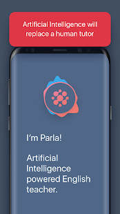 Parla: learn English with AI teacher