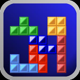 CBrick - テトリス風ブロックパズル