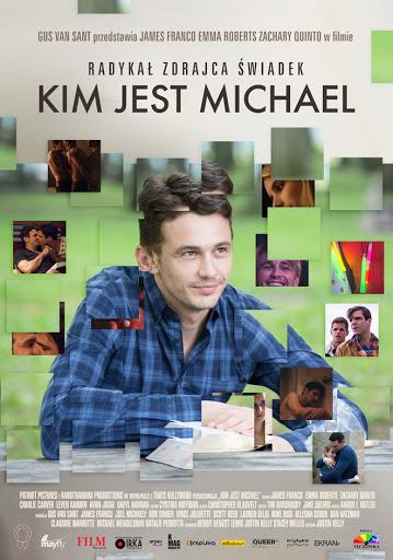 Polski plakat filmu 'Kim Jest Michael'