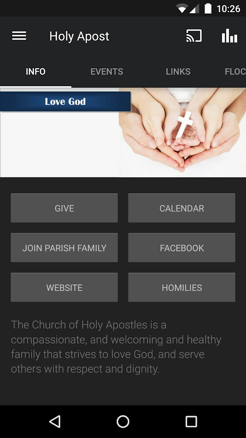 The Church of Holy Apostles- screenshot