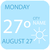 Local Weather Widget & Forecast