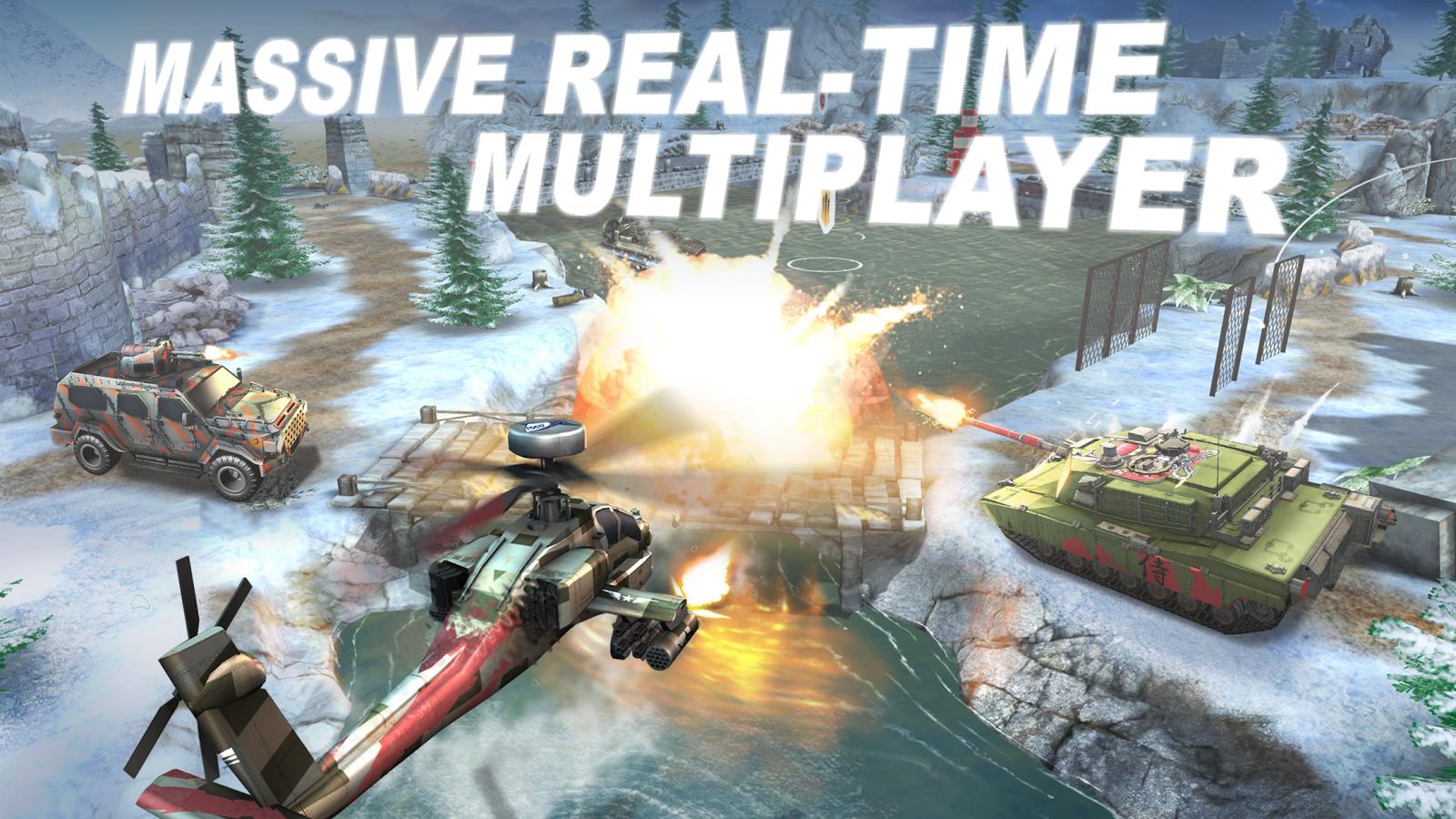 Massive Warfare (Unreleased)– captură de ecran