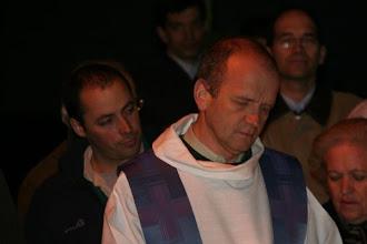 Photo: A Via Sacra foi orientada pelo Pe. António Bacelar