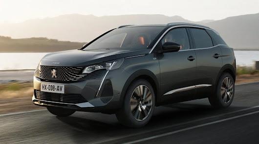 PSA Retail Almería recibe las primeras unidades del nuevo Peugeot 3008 2021