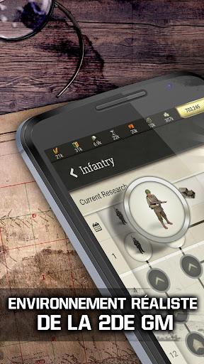 Code Triche Call of War - Guerre mondiale jeu de stratégie mod apk screenshots 5