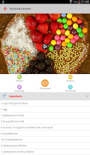All Delicious Tasty Recipes- screenshot thumbnail