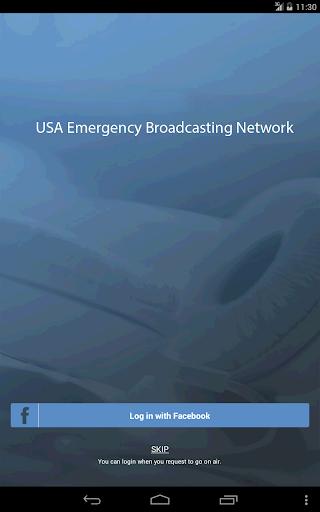 USA Emergency Broadcasting