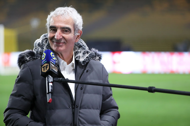 """Raymond Domenech se fait tailler par Larqué : """"Si les joueurs attendent que le salut vienne de lui, c'est mort d'avance"""""""