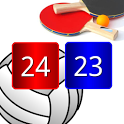 Pong Volleyball Scoreboard MPS icon