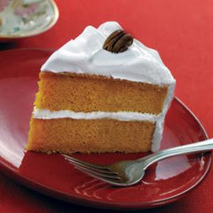 Super-moist Pumpkin Spice Cake