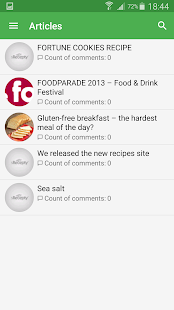 sRecipes - best recipes- screenshot thumbnail