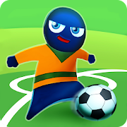 FootLOL: Crazy Soccer Free! Action Football game