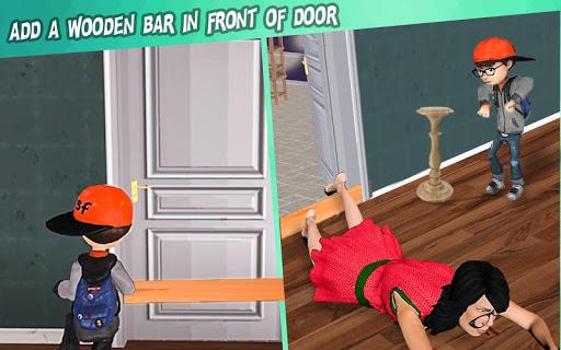Crazy High School Scary Teacher : Evil Teacher 3D 1.0 screenshots 2