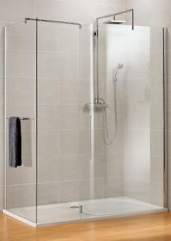 Paroi de douche fixe à l'italienne Walk In 3