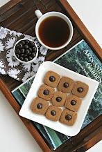 Photo: Name : Apurva Blog : Pure Vegetarian Bites Title : Eggless Espresso Cookies Bake and Share URL of the post : http://purevegetarianbites.wordpress.com/2012/12/17/eggless-espresso-cookies-bake-and-share/ Camera and lens : Canon EOS DIGITAL REBEL XTi - Sigma (18-200mm)