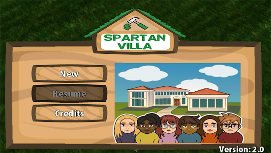 Spartan Villa- screenshot thumbnail