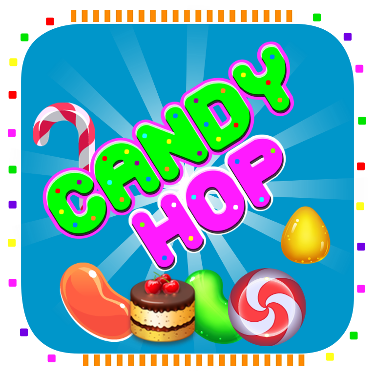 Candy Hop Mania- screenshot