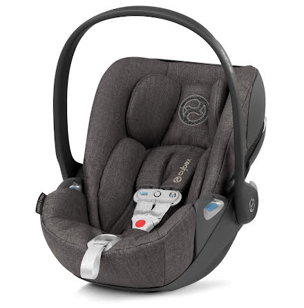 Cybex Cloud Z i-Size Plus SensorSafe, Manhattan Grey