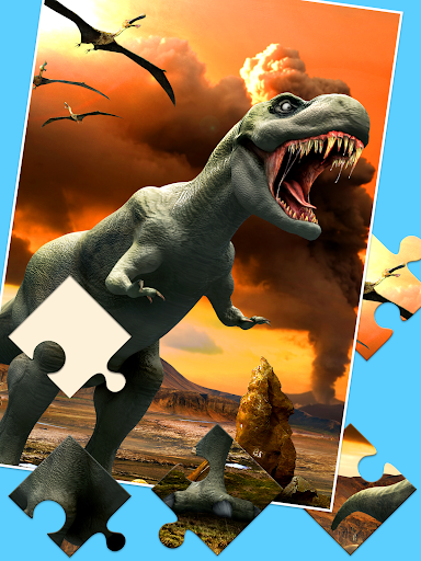 Dino Puzzles android2mod screenshots 1