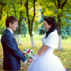 Wedding photographer Yuriy Luzhavin (Georgey). Photo of 12.10.2013