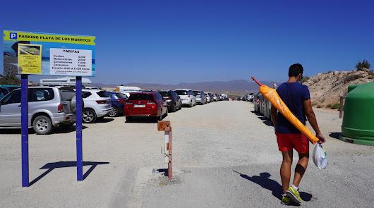"""La ampliación del parking de Los Muertos """"espera el sí de la Junta""""  hace un año"""