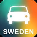 スウェーデン GPSナビゲーション icon
