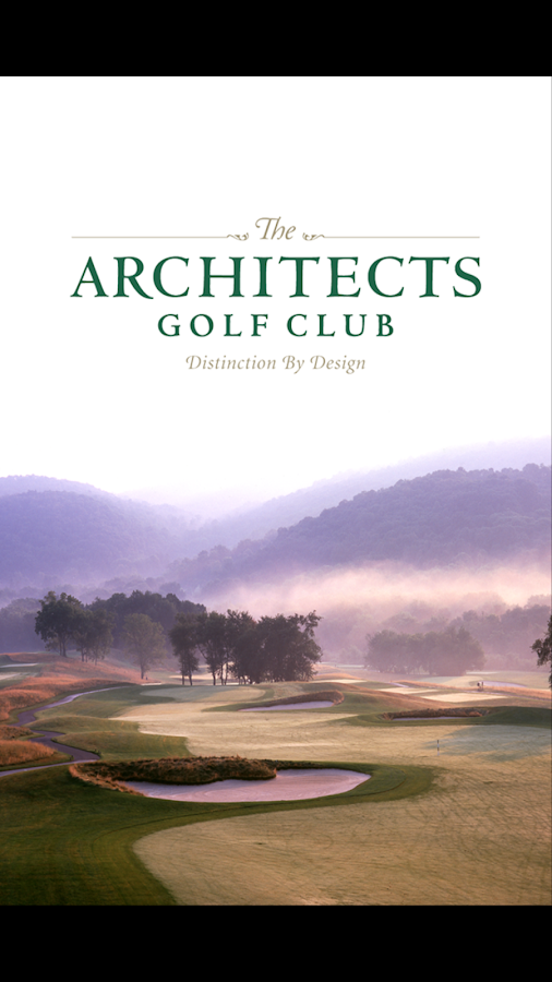 Architects Golf Club- screenshot