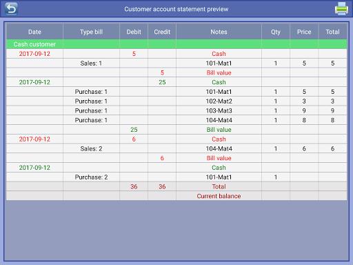 Business Accounting 20.1.2.17 screenshots 2