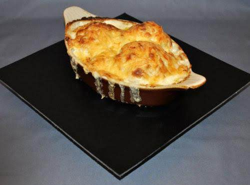Russian Zakuski: Baked Cauliflower Cheese Recipe
