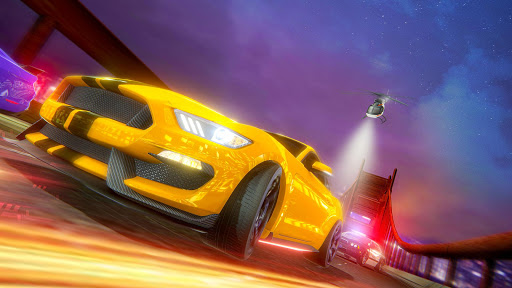 Car Games 2020 : Car Racing Game Futuristic Car android2mod screenshots 4