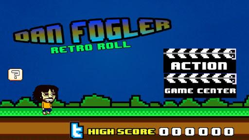 Dan Fogler Retro Roll