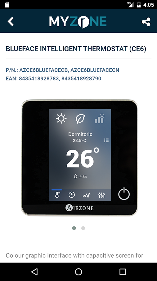 Myzone Spain- screenshot