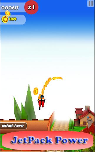 Street Nano Ninja Surfer  {cheat|hack|gameplay|apk mod|resources generator} 4